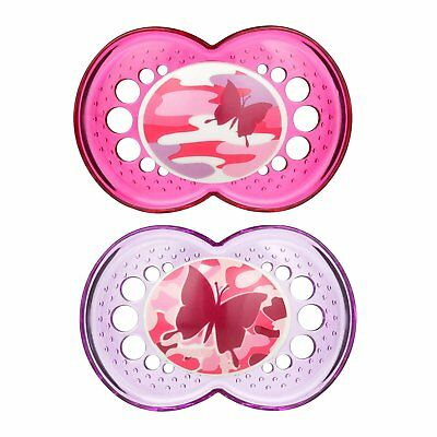 MAM Pacifiers, Baby Pacifier 16+ Months, Best Pacifier for Breastfed Babies,...