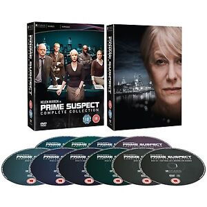 PRIME-SUSPECT-complete-collection-box-set-Lynda-Le-Plante-10-discs-New-DVD