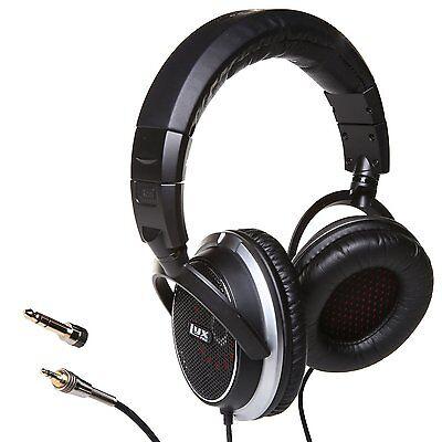 Lyxpro Oeh 10 Openback Headphones Hifi Audiophile Over Ear Comfortable Headphone