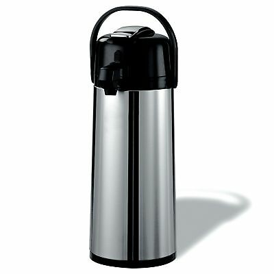 Members Mark Commercial Coffee Airpot 2.2 Liter