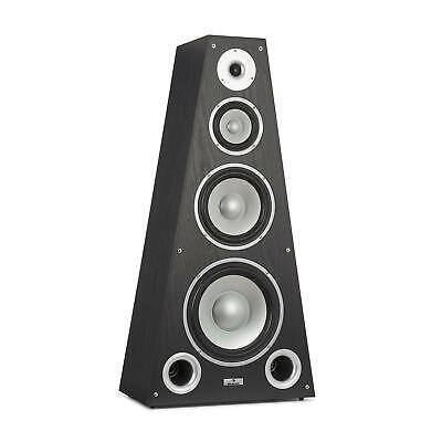 Altavoz Pirámide Hifi Torre 4 Parlante Calidad Audio Música Bajos Vías Subwoofer