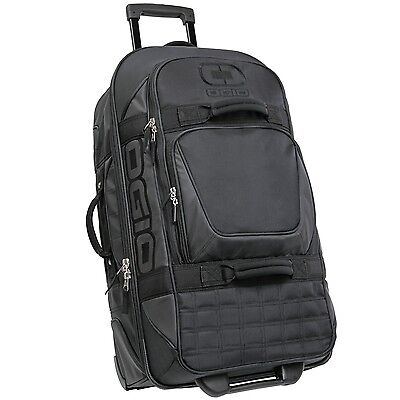 OGIO TERMINAL STEALTH WHEELED ROLLING SUITCASE/LUGGAGE NEW 2017