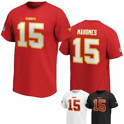 Kansas City Chiefs #15 Patrick Mahomes NFL Shirt