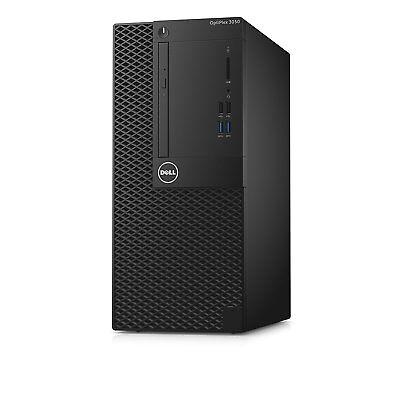 Dell OptiPlex 3000 3050 Desktop Computer -Intel i5-7500 3.4GHz 8GB RAM 500GB HDD