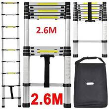 2.6m Telescopic extendable ladder a brillant idea Midvale Mundaring Area Preview