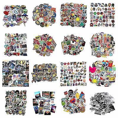 US Seller- 500 Skateboard Stickers bomb Vinyl Laptop Luggage Decals bulk cheap - Cheap Stickers