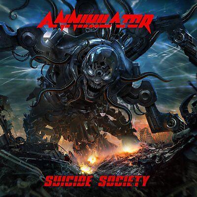 Annihilator 'Suicide Society' Vinyl - NEW