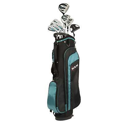 Graphite Stand Bags - Ram Golf EZ3 Ladies Petite Golf Clubs Set with Stand Bag - ALL Graphite Shafts