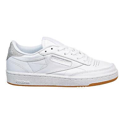 Reebok Club C 85 Diamond Womens Shoes White-Gum bd4427