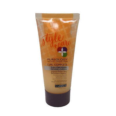 SAME DAY SHIP! Pureology Curl Complete Style + Care Infusion 5 oz
