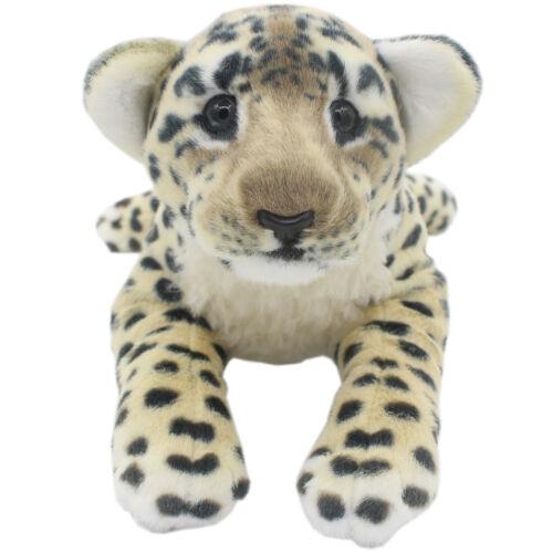 TAGLN Stuffed Animals Toys Cheetah Brown Leopard Plush Pillows for Kids 16 Inch