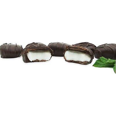 Chocolate Patties - Philadelphia Candies Dark Chocolate Covered Peppermint Patties, 12.5 Ounce Gift