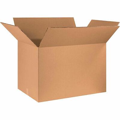 36 X 24 X 24 Heavy-duty Double Wall Cardboard Corrugated Boxes 100 Lbs