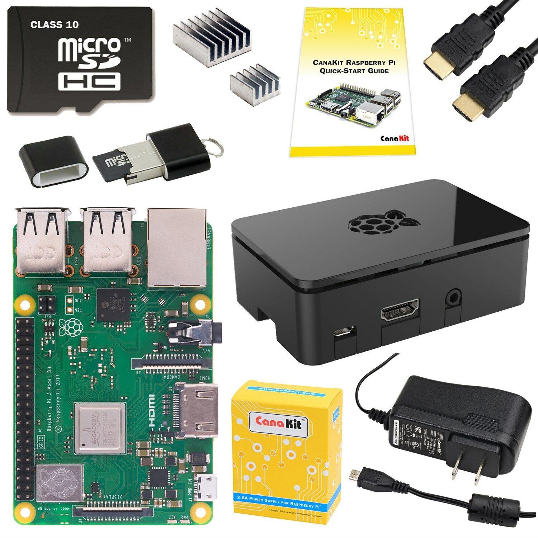 raspberry pi 3 model b starter kit