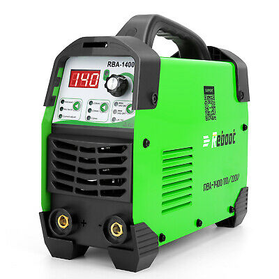 Arc 140 Welder Dc 110v220v Mma Lift-tig Inverter Digital Stick Welding Machine