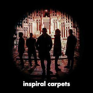 INSPIRAL CARPETS – SELF TITLED – NEW CD ALBUM