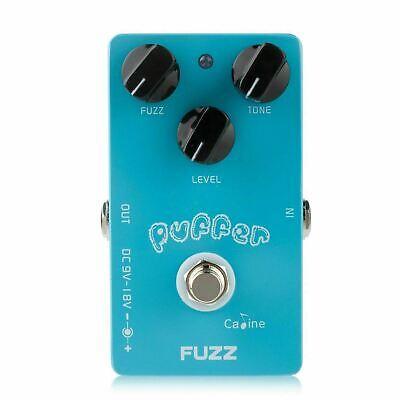 Caline CP-11 Puffer Fuzz Guitar Effect Pedal New