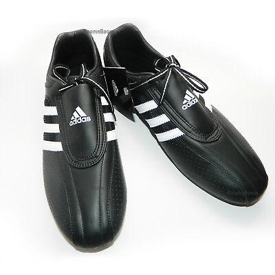 f4b04a71322 NEW adidas Aqua Taekwondo Shoes Martial Arts Karate Shoes-BLACK US Men s  12.5