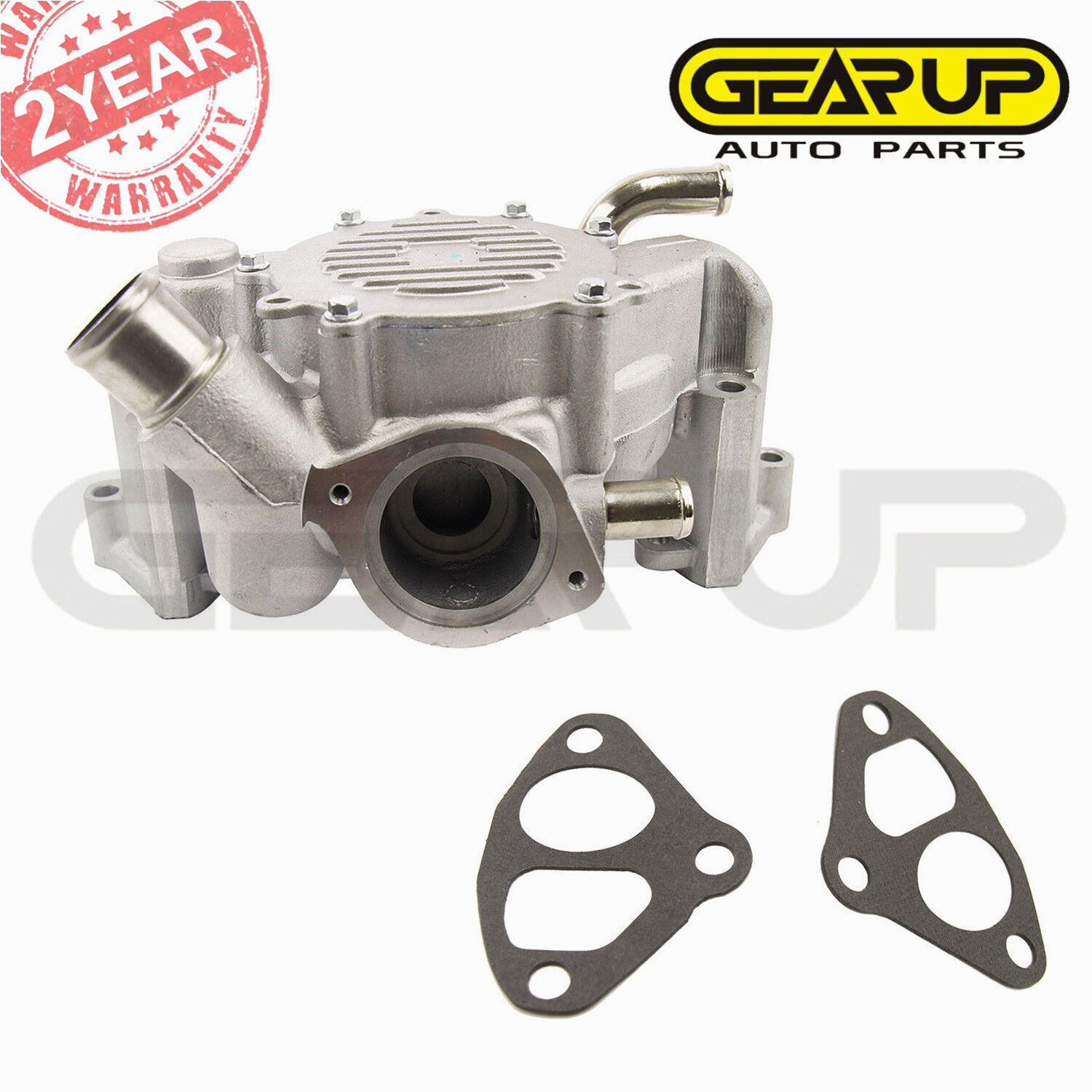 New Water Pump W Gasket For 1993 1994 1995 1996 Chevy Corvette 5.7L V8 AW5066
