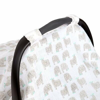 Seat Cover Car Canopy Baby Infant Nursing Stretchy Multi Use Us Blanket Shade