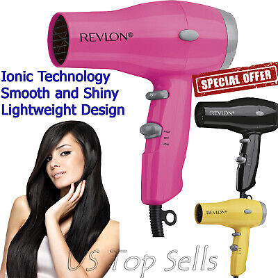 Professional Hair Dryer Ionic Technology Blow Women Blower Best Travel
