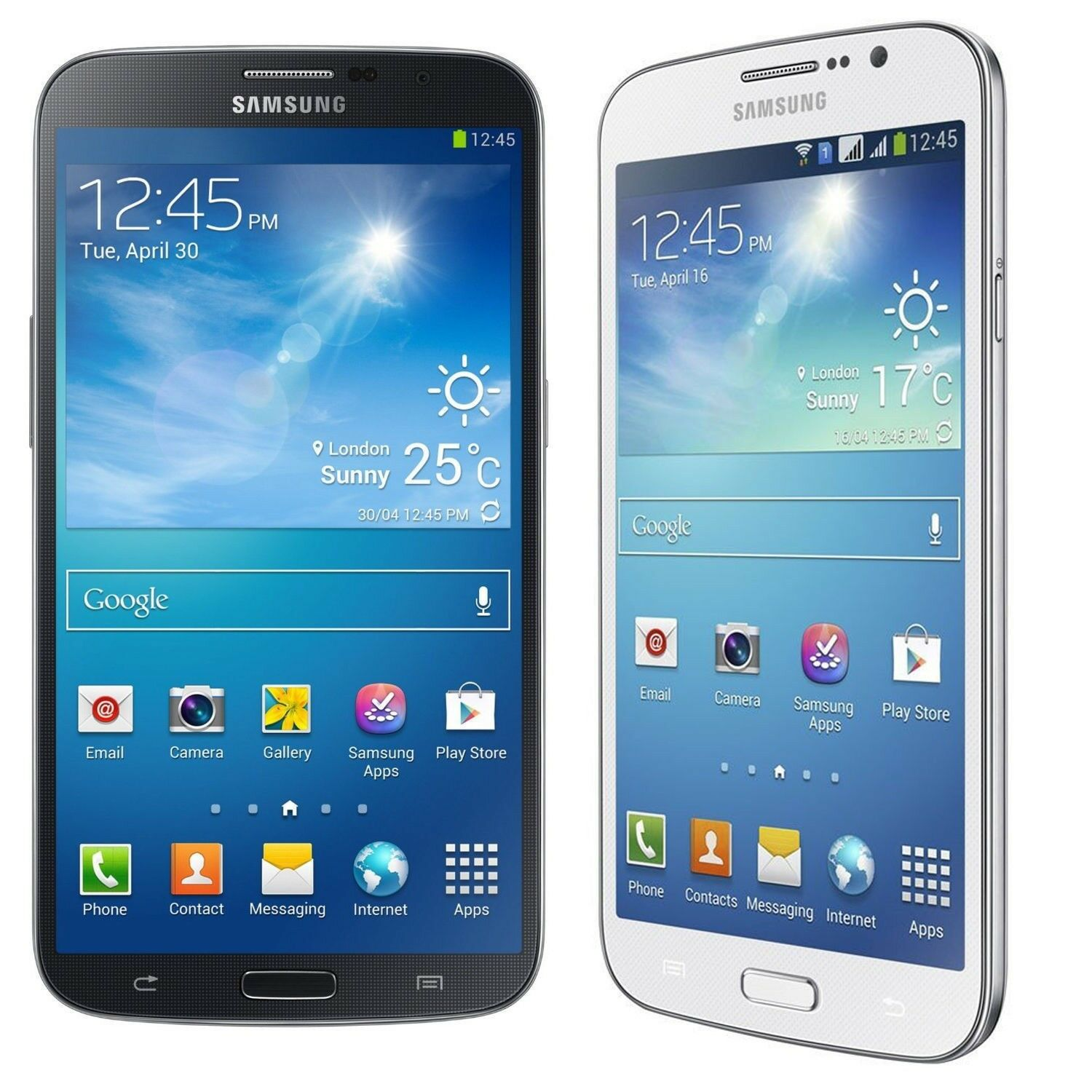 Android Phone - New in box Samsung Galaxy Mega I9152 Android  GSM Unlocked DUAL SIM Smart phone