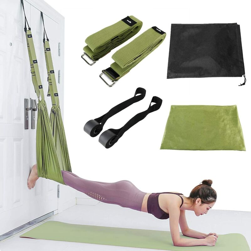 Ajustable Yoga Bend Strap for Stretching Yoga Belt Strap for Fitness Exercise
