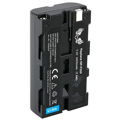 SK Akku für Sony NP-F550   1056009   2400mAh   NP-F330 F550 F730 F770 F930 F970