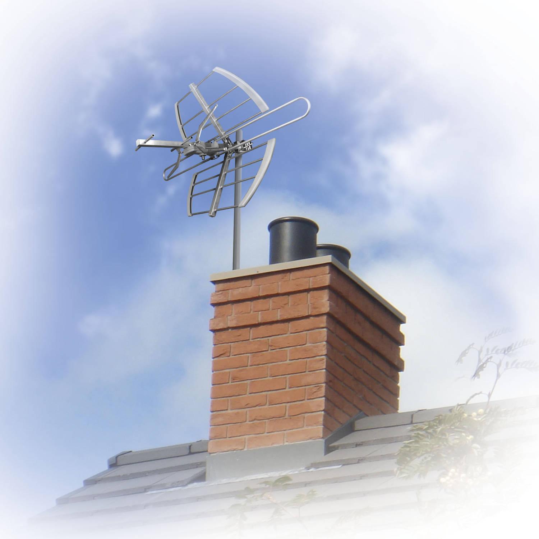 attic outdoor compact hd antenna home 4k