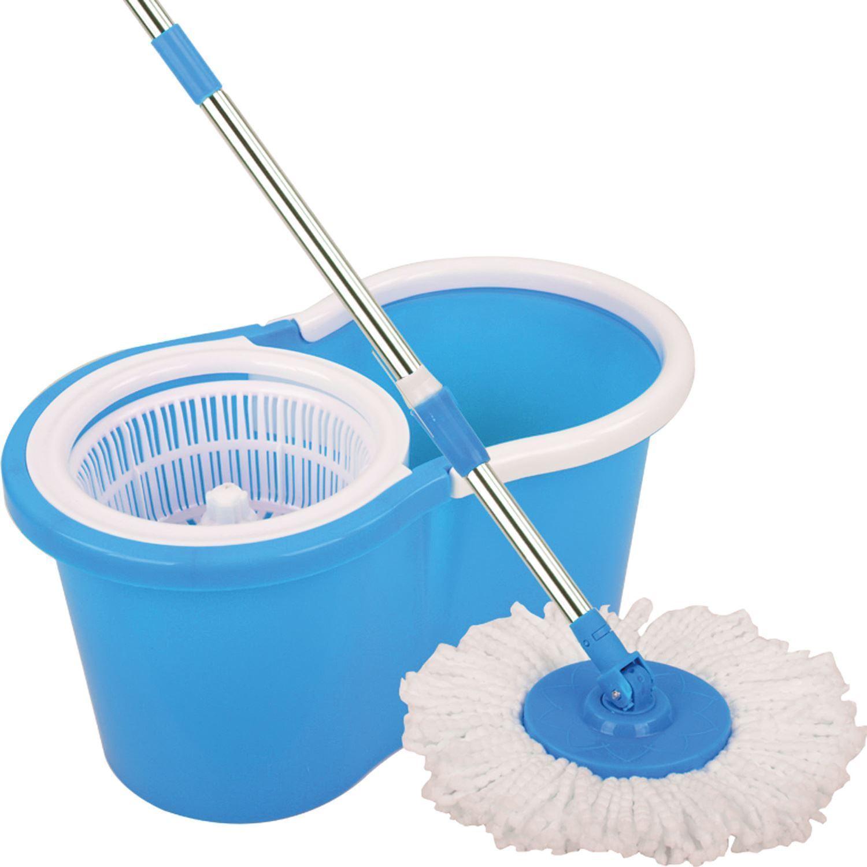 360 176 Spinning Rotating Spin Mop Floor Bucket Kitchen 2