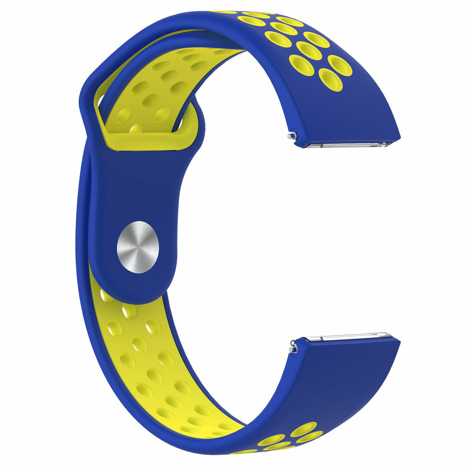 Sport Silicon Replacement Wristband Strap Breathable Watch Band For Fitbit Versa 4