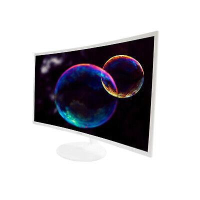 Samsung C32F391 LED Curved-Monitor 32 Zoll weiß - Neuware -