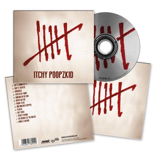 ITCHY POOPZKID - SIX (DIGIPAK)  CD NEU