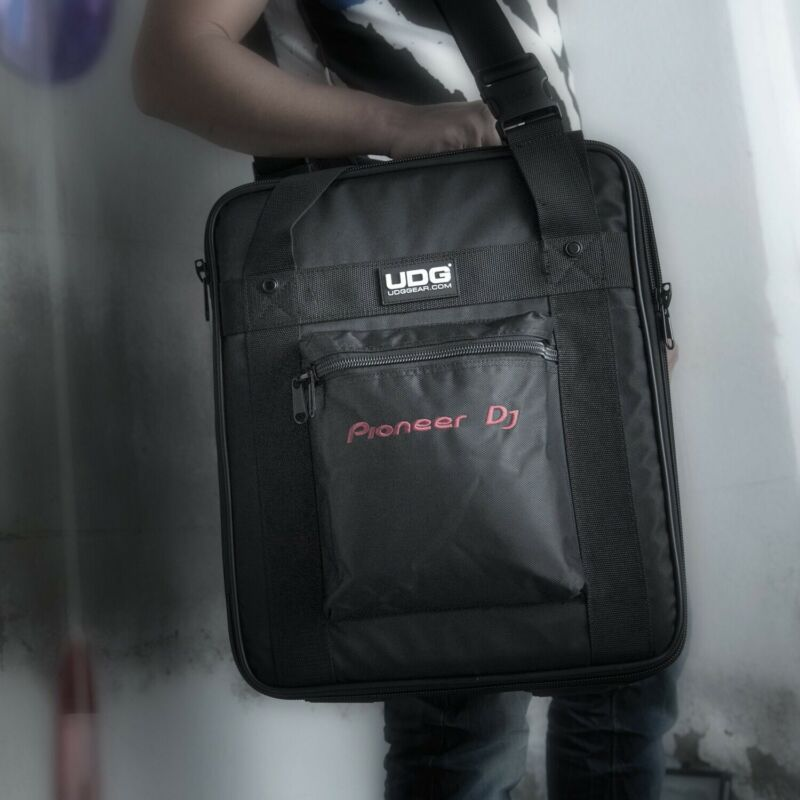 UDG ULTIMATE BAG - LARGE CASE - Fits: Pioneer CDJ Nexus, DJM Nexus, and more!