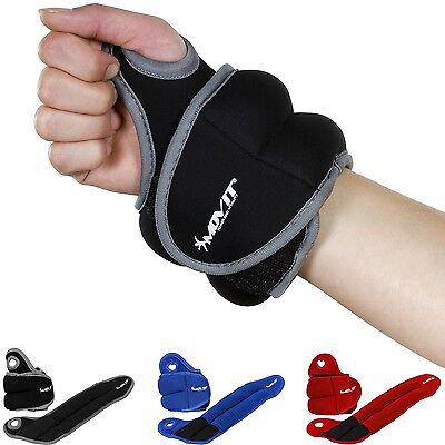 MOVIT Gewichtsmanschetten mit Daumenschlaufen