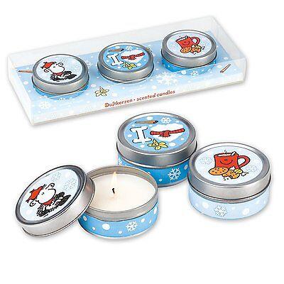 Sheepworld ** Teelichter ** Kerzenset * I love Winter* 49430 * Geschenke