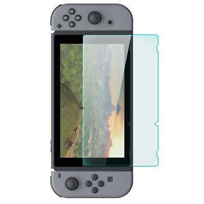 Display Schutz Glas für Nintendo Switch - Schutz Folie Schutzpanzer Glasfolie 9H