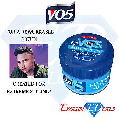Vo5 Extreme Style (VO5 Extreme Style ReWork Putty 30ml - Mini Travel Size x 1)