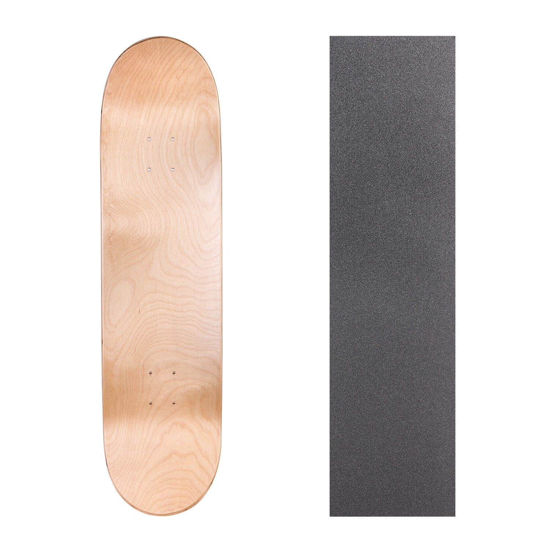 "Cal 7 Blank Maple Skateboard Deck Multi-Colors 7.75"" 8"" 8.25"