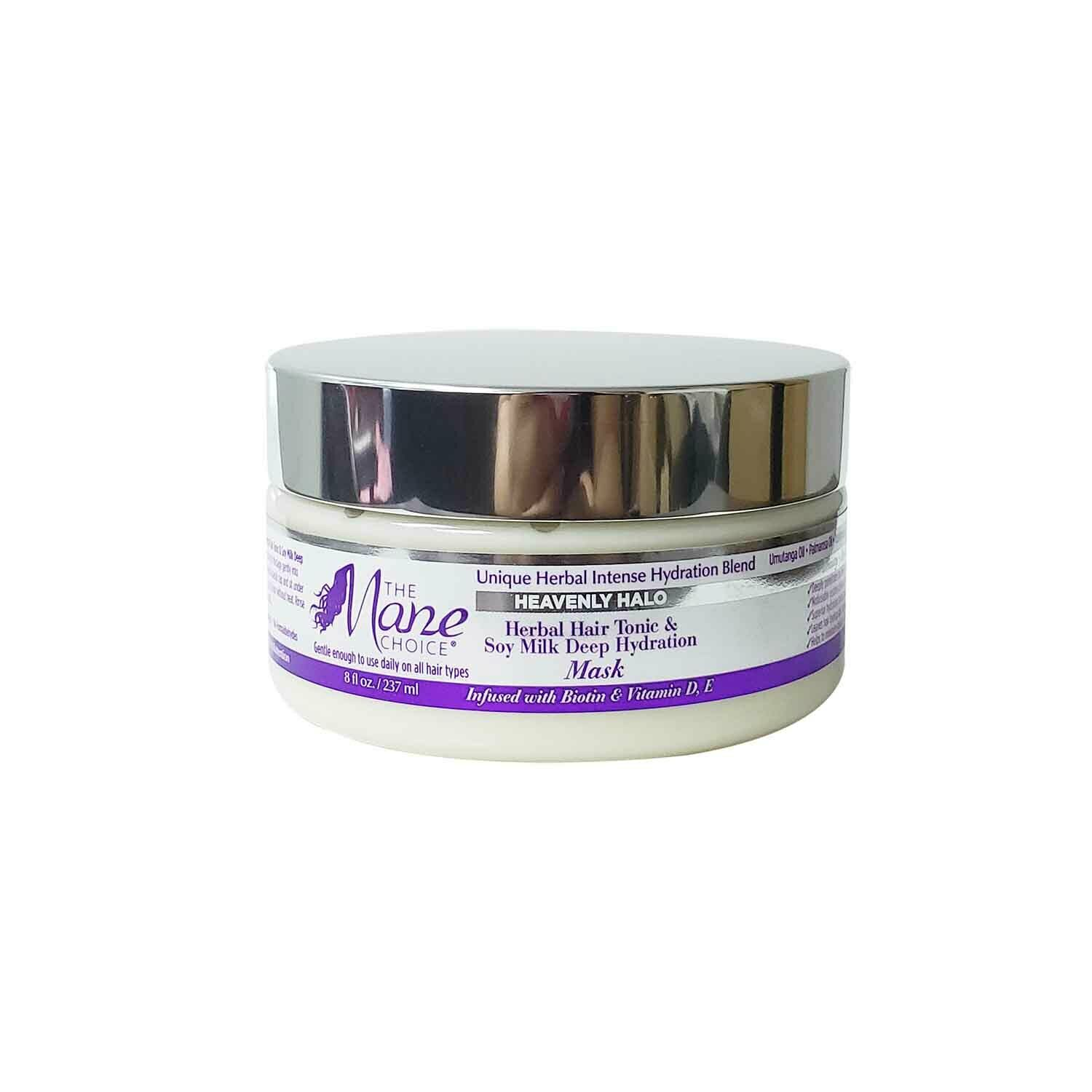 The Mane Choice Heavenly Halo Herbal Deep Hydration Mask 8 Oz. – Free Shipping!! Hair Care & Styling