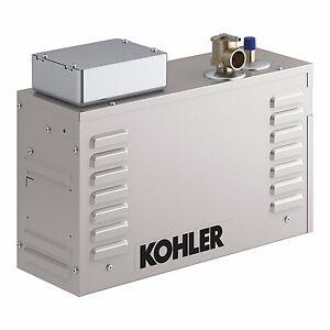 KOHLER K-5531-NA Invigoration Series Steam Generator, 11 kW Best Price on Ebay!!