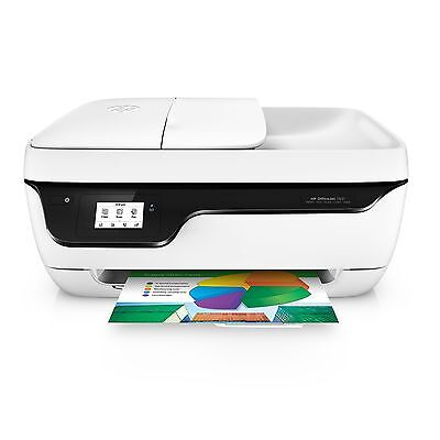 NEW HP OfficeJet 3831/3833 All-In-One Printer-wireless+Fax-2 side print-airprint