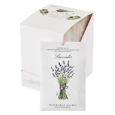 12 Packs Lavender Scented Sachets for Drawer and Closet Best