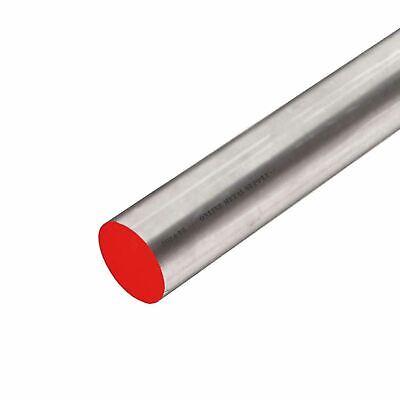2024-t351 Aluminum Round Rod 1.125 1-18 Inch X 12 Inches