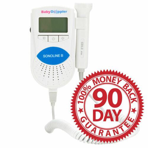 Monitor Fetal Monitor De Latisdos Feto Eco Doppler Echo Casero Latidos Rastreo