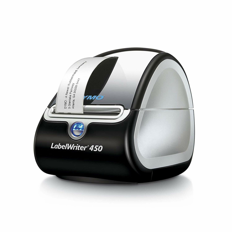 New Dymo LabelWriter 450 Direct Label Thermal Printer,Labeli