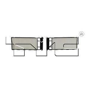 TYC 800072P2 Infiniti QX4 Replacement Cabin Air Filter