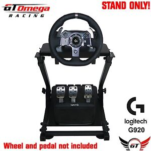 GT Omega Steering Wheel stand PRO for Logitech G920 Racing wheel Xbox one