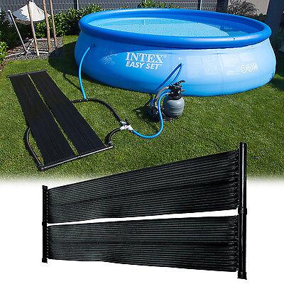 Solarmatte Pool 600 x 70cm Solarkollektor Solarabsorber Solarheizung