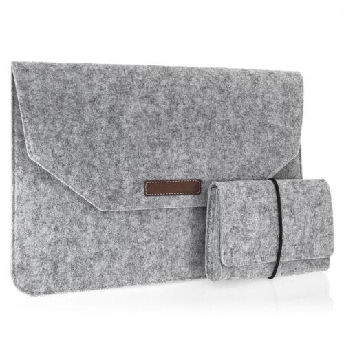 13,3 Zoll Macbook Air / Pro Tasche aus Filz Sleeve Hülle Ultrabook Laptop Tasche